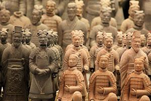 Глиняное-войско
