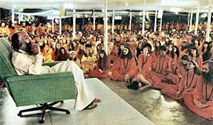Ошо медитации