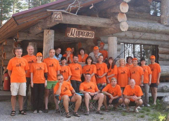 Бизнес-лагерь, лето 2015